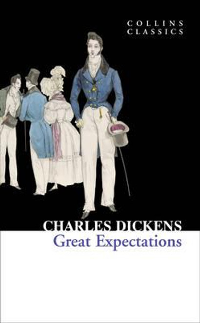 Dickens, Charles - Great Expectations - PB - Collins Classics Edition - BRAND NEW