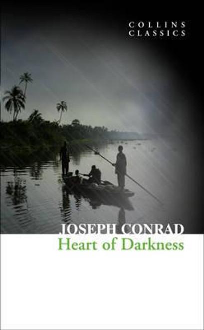 Conrad, Joseph - Heart of Darkness - PB - BRAND NEW - Collins Classics