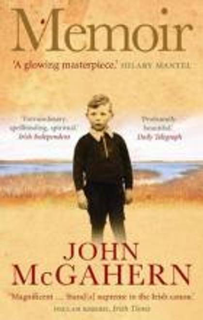 McGahern, John - Memoir - PB - BRAND NEW