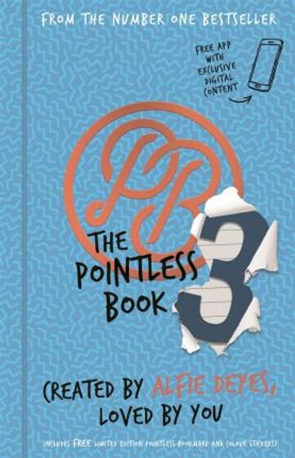 Deyes, Alfie / The Pointless Book 3 (Large Paperback)