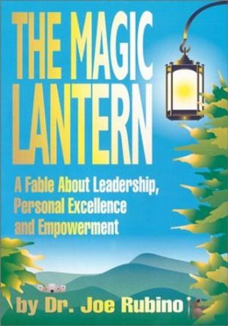 Rubino, Joe / The Magic Lantern (Large Paperback)