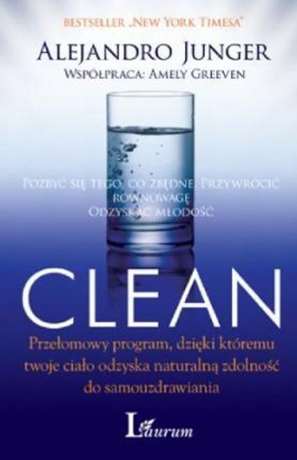 Junger, Alejandro / Clean (Large Paperback)