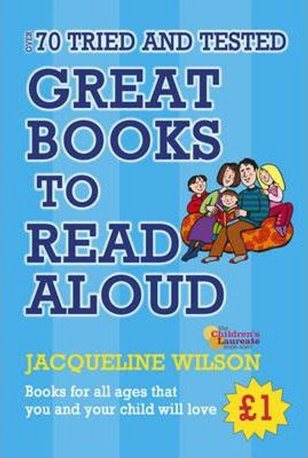 Wilson, Jacqueline / Great Books to Read Aloud (Large Paperback)