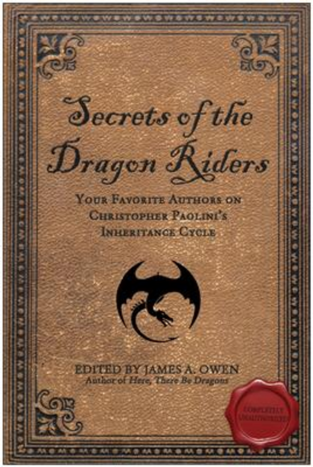 Owen, James A. / Secrets of the Dragon Riders (Large Paperback)