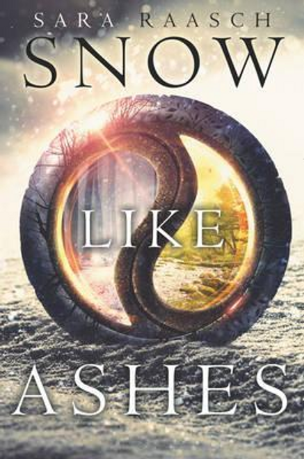 Raasch, Sara / Snow Like Ashes (Large Paperback)