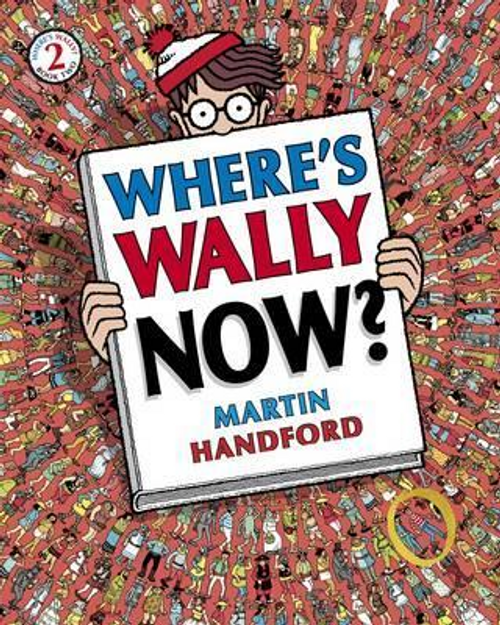 Handford, Martin / Where's Wally Now? (Children's Picture Book)