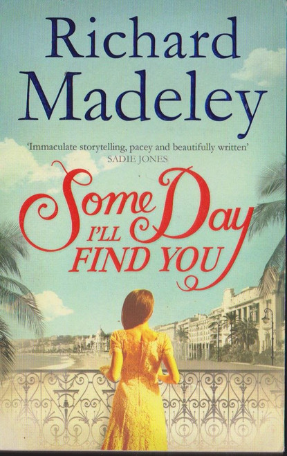 Madeley, Richard / Some Day I'll Find You