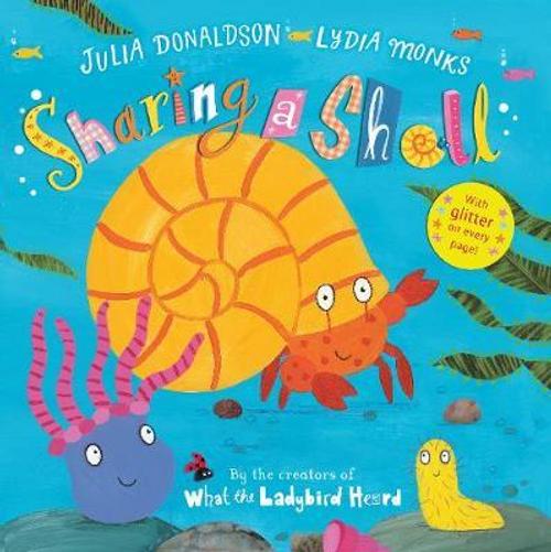 Donaldson, Julia / Sharing a Shell (Children's Picture Book)