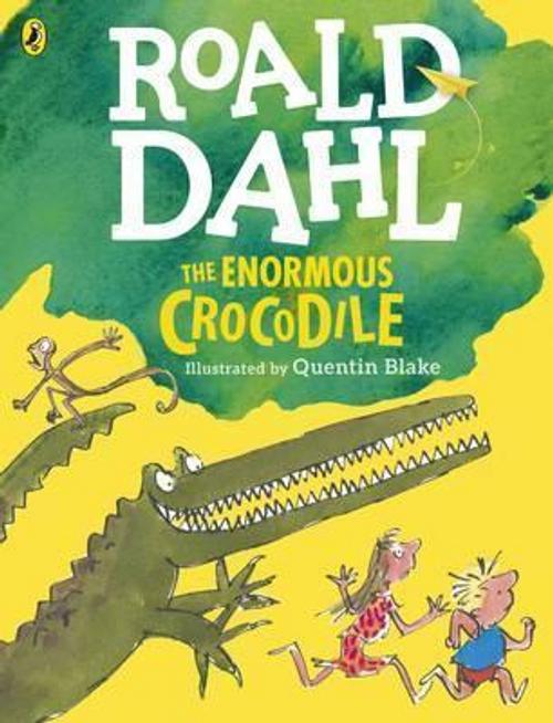 Dahl, Roald / The Enormous Crocodile (Children's Picture Book)
