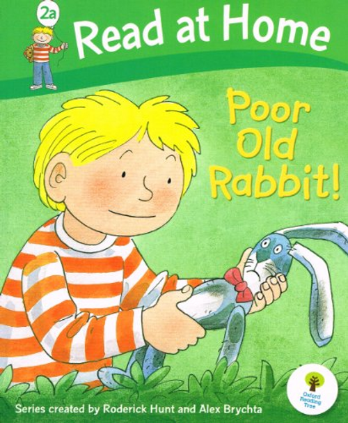 Hunt, Roderick / Read at Home: Poor Old Rabbit (Children's Picture Book)