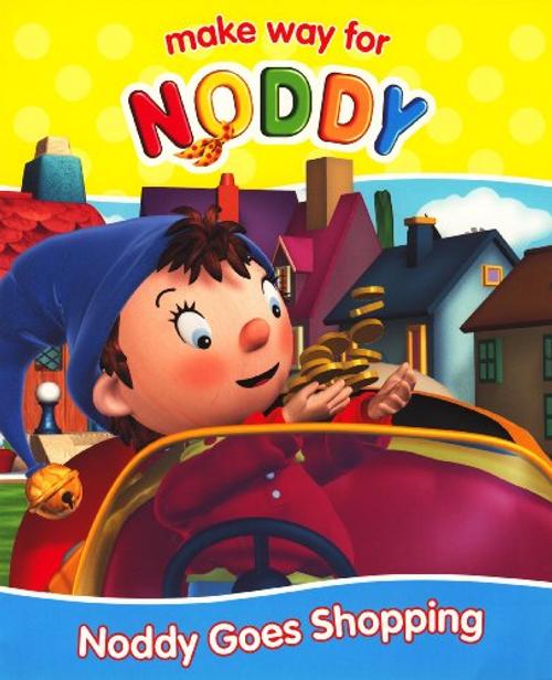 Blyton, Enid / Noddy Goes Shopping (Children's Picture Book)