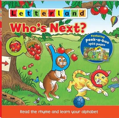 Maddox, Beth / Who's Next? (Children's Picture Book)