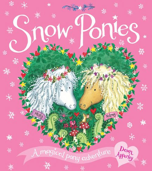 Apperley, Dawn / Snow Ponies (Children's Picture Book)