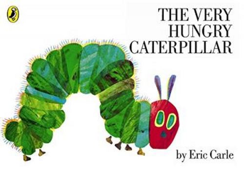 Carle, Eric / The Very Hungry Caterpillar (Children's Picture Book)