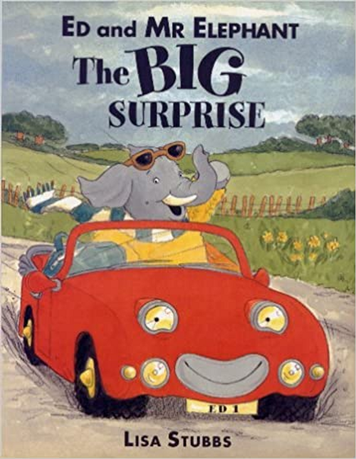 Stubbs, Lisa / Ed and Mr Elephant, The Big Surprise (Children's Picture Book)