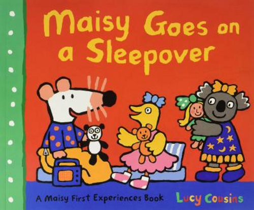 Cousins, Lucy / Maisy Goes on a Sleepover (Children's Picture Book)