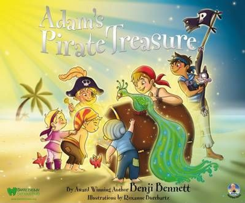 Bennett, Benji / Adam's Pirate Treasure (Children's Picture Book)
