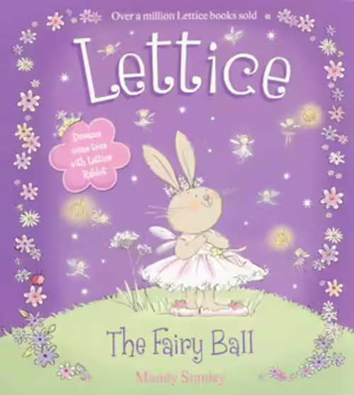 Stanley, Mandy / Lettice : The Fairy Ball (Children's Picture Book)