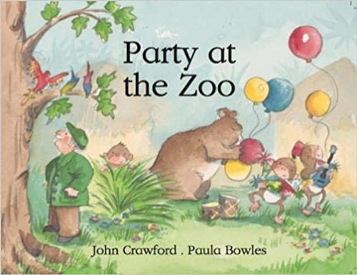 Crawford, John / Party at the Zoo (Children's Picture Book)