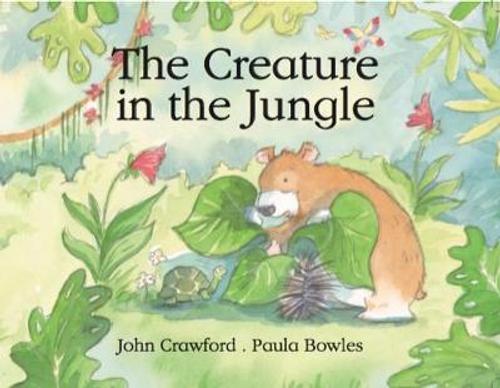 Crawford, John / The Creature in the Jungle (Children's Picture Book)