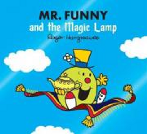 Hargreaves, Roger / Mr Funny and the Magic Lamp (Children's Picture Book)