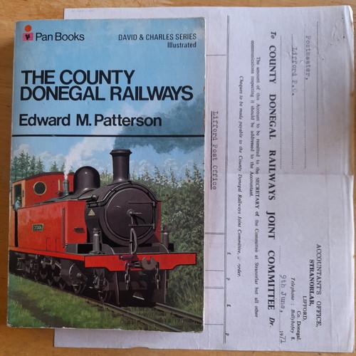 Patterson, Edward M - The County Donegal Railways - PB - Pan Books - 1962