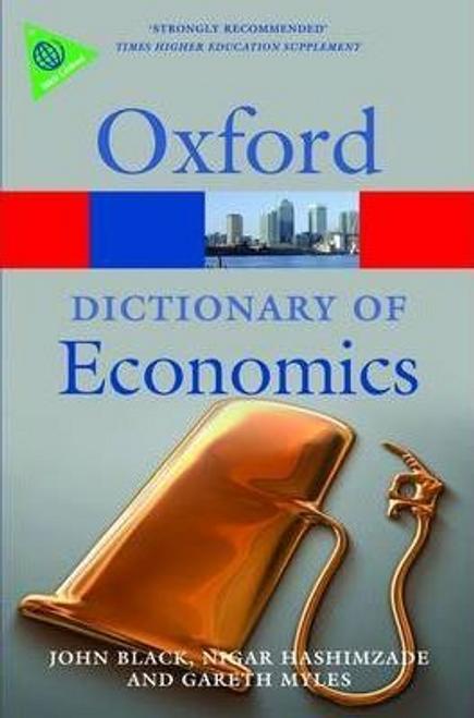 Black, John / A Dictionary of Economics