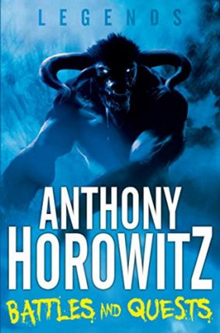 Horowitz, Anthony / Battles and Quests