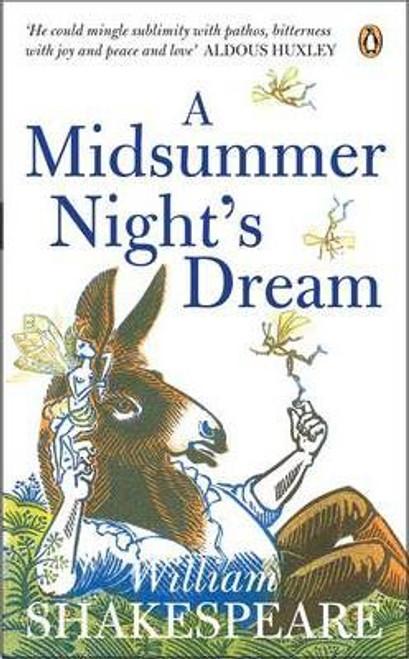 Shakespeare, William - A Midsummer Night's Dream - Penguin - PB - BRAND NEW