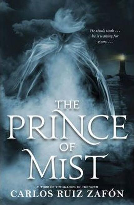 Zafon, Carlos Ruiz - The Prince Of Mist - PB - BRAND NEW