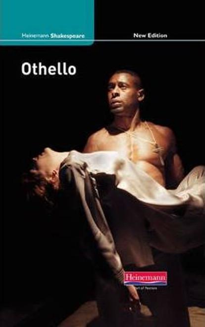 Shakespeare,  William - Othello - HB - Heinemann ( Series Ed : John Seely)  - BRAND NEW