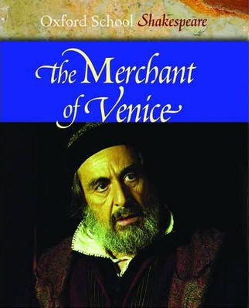 Shakespeare, William - The Merchant Of Venice - Oxford School Shakespeare - PB - BRAND NEW