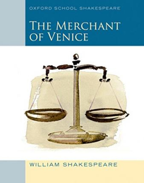 Shakespeare, William - The Merchant Of Venice - Oxford School Shakespeare - PB - BRAND NEW - 2010
