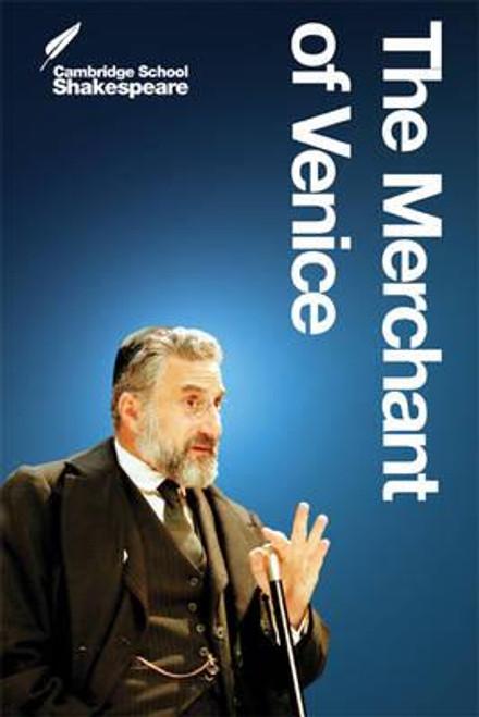 Shakespeare, William - The Merchant of Venice ( Cambridge School Shakespeare ) - PB - BRAND NEW