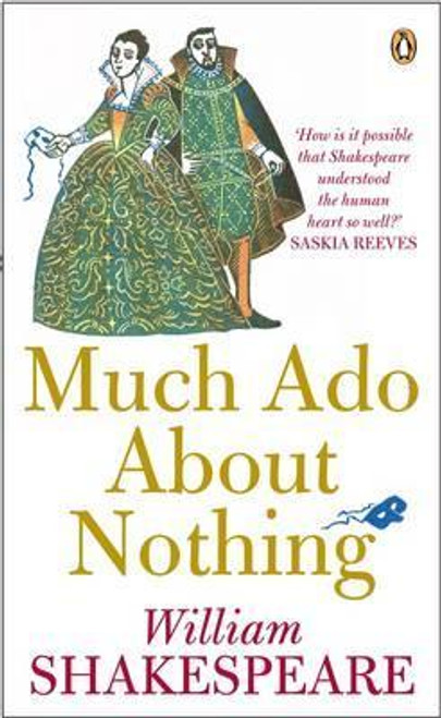 Shakespeare, William - Mucah Ado About Nothing - Penguin - PB - BRAND NEW