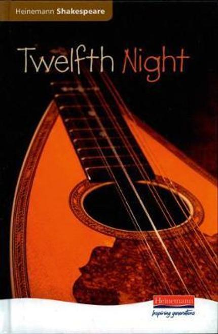 Shakespeare, William - Twelfth Night - Heinemann Shakespeare - BRAND NEW ( Edited by E.A.J Honigmann) - HB