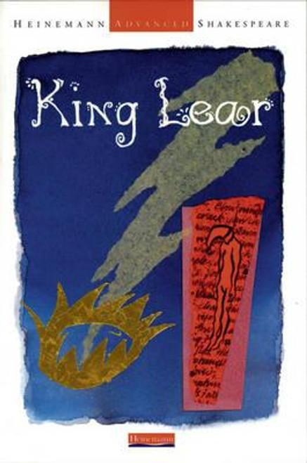Shakespeare, William - King Lear - Paperback ( Heinemann Advanced Shakespeare )