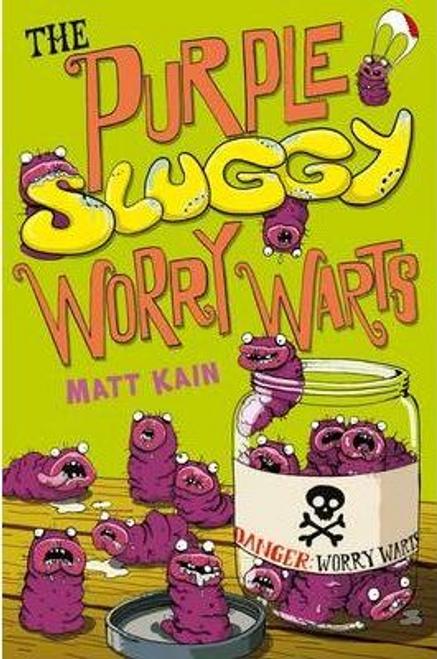 Kain, Matt / Quentin Quirk's Magic Works : Purple Sluggy Worry Warts