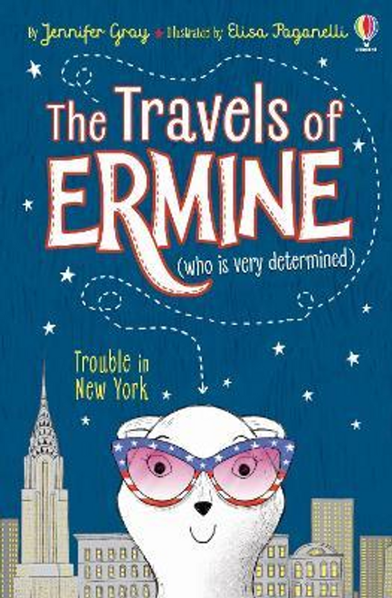 Gray, Jennifer / The Trouble in New York