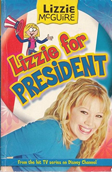 McGuire, Lizzie / Lizzie for President: No. 15