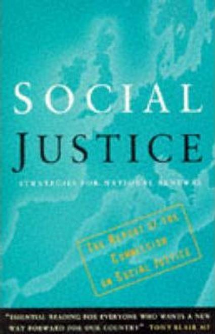 Social Justice : Strategies for National Renewal