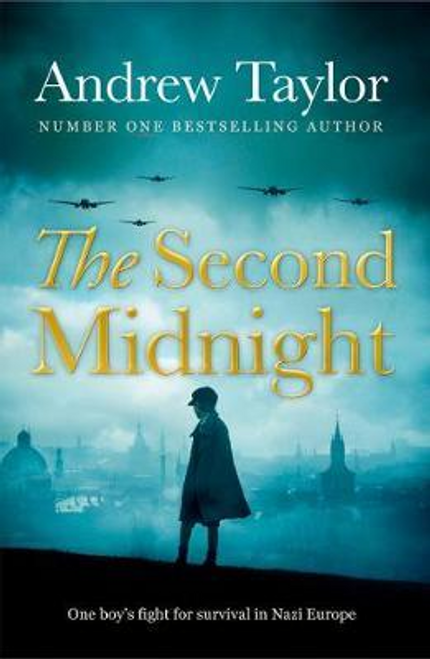 Taylor, Andrew / The Second Midnight