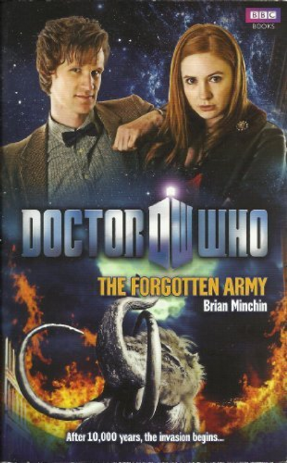 Minchin, Brian / Doctor Who: The Forgotten Army