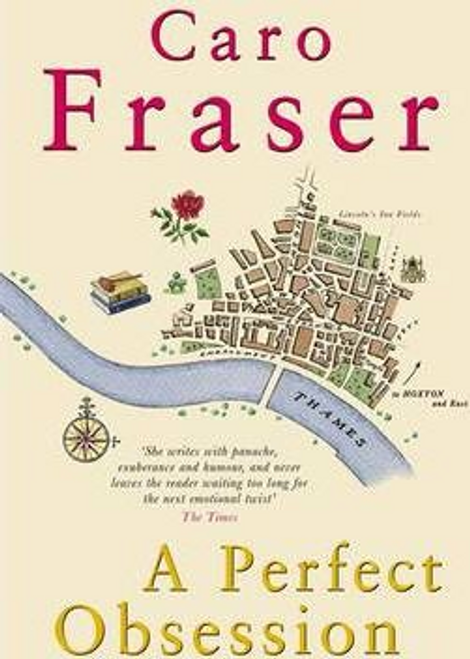 Fraser, Caro / A Perfect Obsession