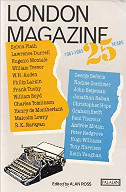 Ross, Ann B. / London Magazine 1961-1985