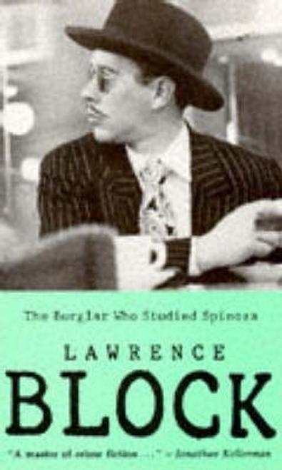 Block, Lawrence / The Burglar Who Studied Spinoza