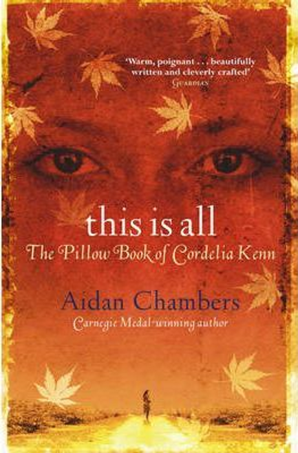 Chambers, Aidan / This Is All