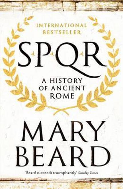 Beard, Mary / SPQR
