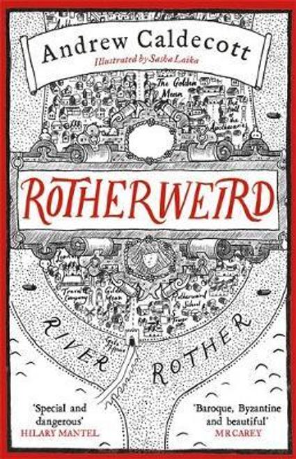 Caldecott, Andrew / Rotherweird Book I