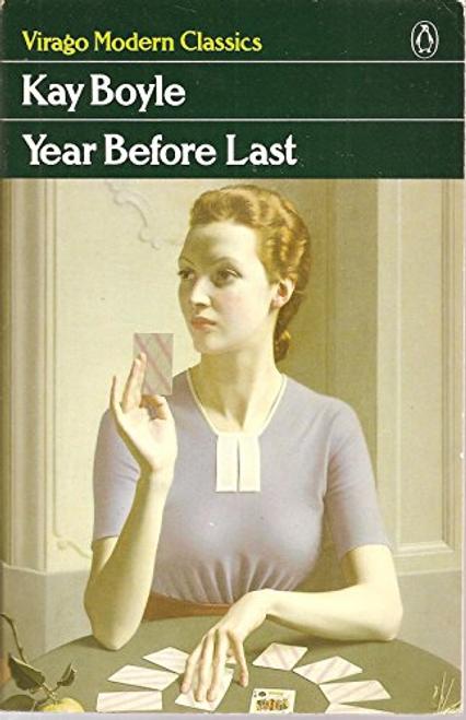 Boyle, Kay / Year before last